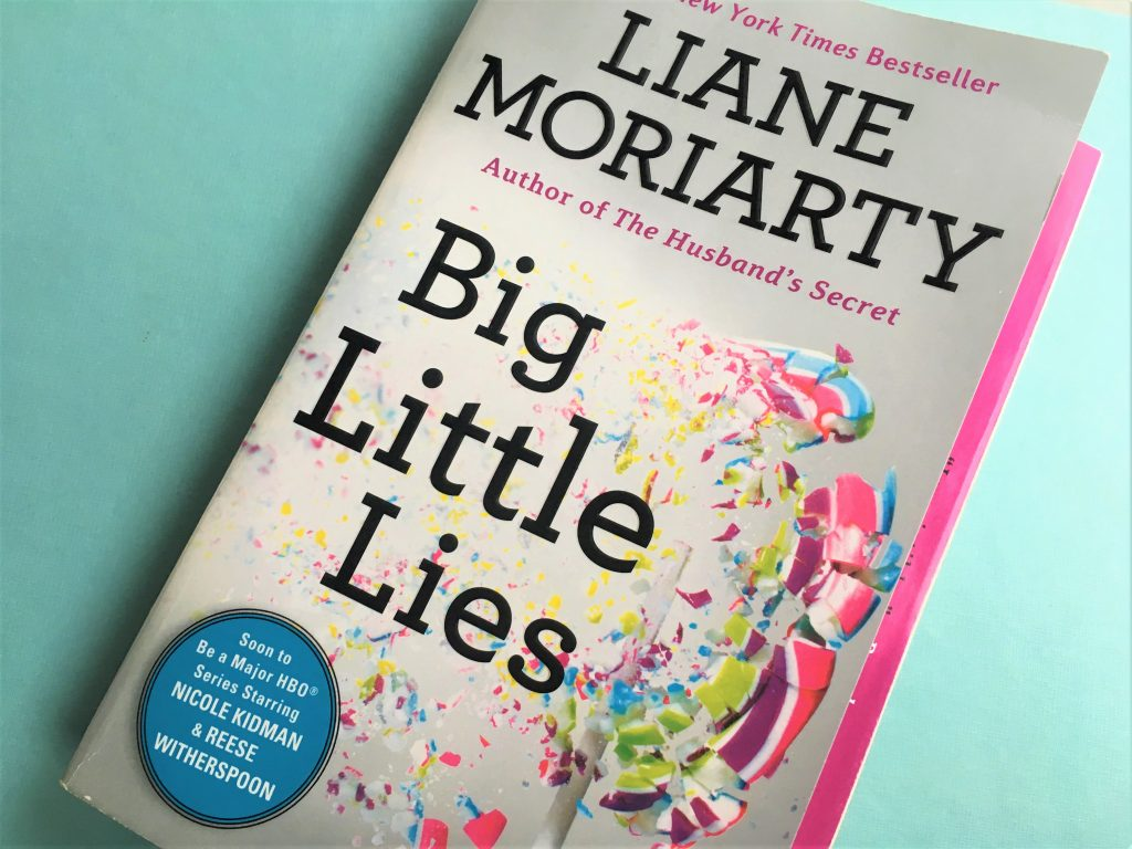 Liane Moriarty Crushes the Internal Monologue in Big Little Lies