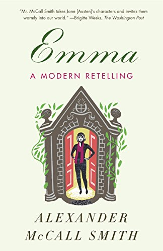 An Adaptation of Emma, by Alexander McCall Smith